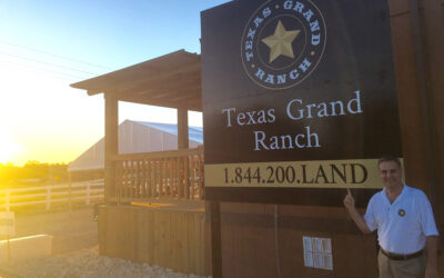 Gary Sumner reflects on the success at Texas Grand Ranch.